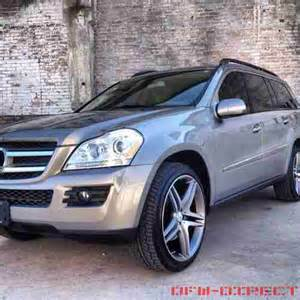 find used 2007 mercedes gl450 22 quot amg wheels 2 tv dvd