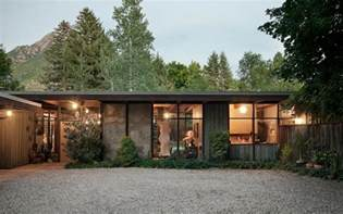 Decorating A Mid Century Modern Home Popular Mid Century Modern Houses Ideas Modern House Design