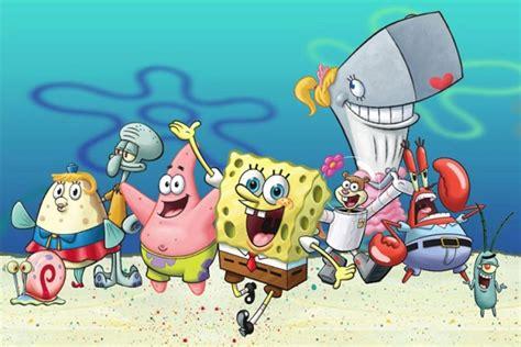 film animasi paling rame 20 episode terbaik kartun spongebob squarepants tonton