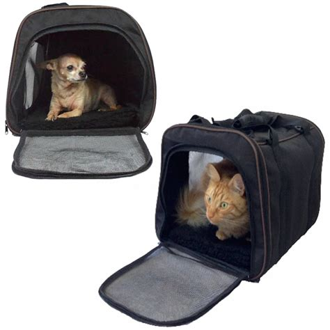 pawfect puppy pawfect pet pet carrier large soft sided airline approved for travel