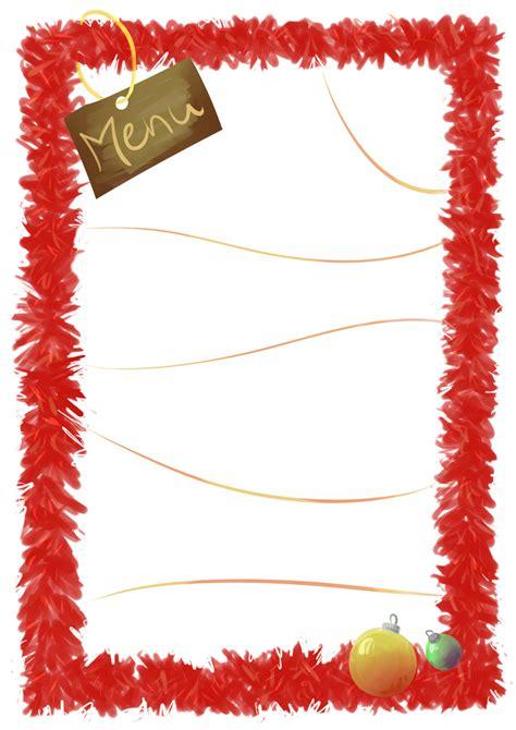 printable christmas menu cards petra s sketchblog christmas menu cards to print for free