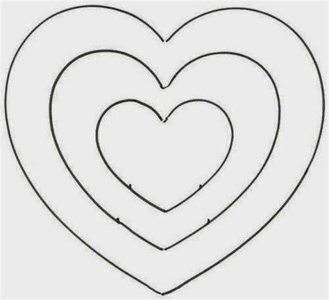imagenes de corazones moldes manualidades blog de manualidades manualidades para
