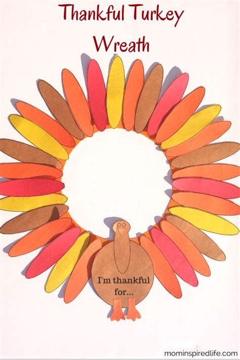gratitude turkey template 1000 ideas about turkey wreath on