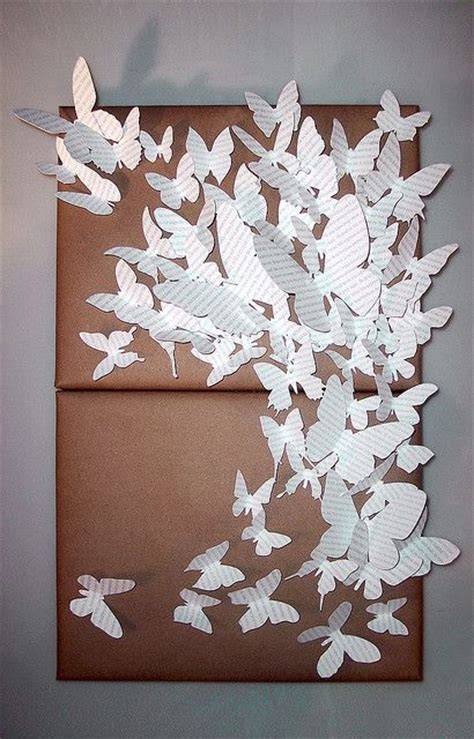 Wall Hanging Paper Craft - 25 best ideas about paper wall on toilet