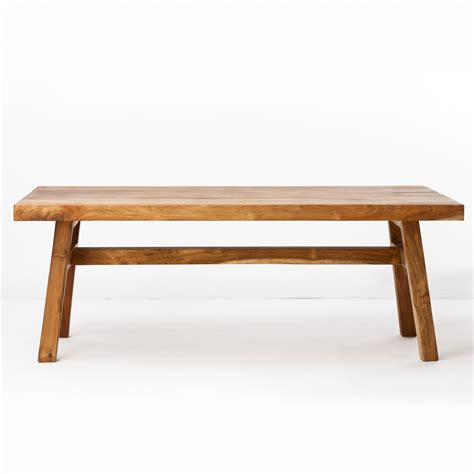 Java Farmhouse Coffee Table Reclaimed Teak Coffee Table