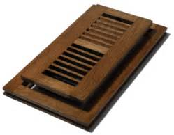 d 233 cor grates wlfh flushmount design in hickory wood