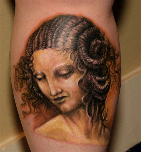 da vinci tattoo ink