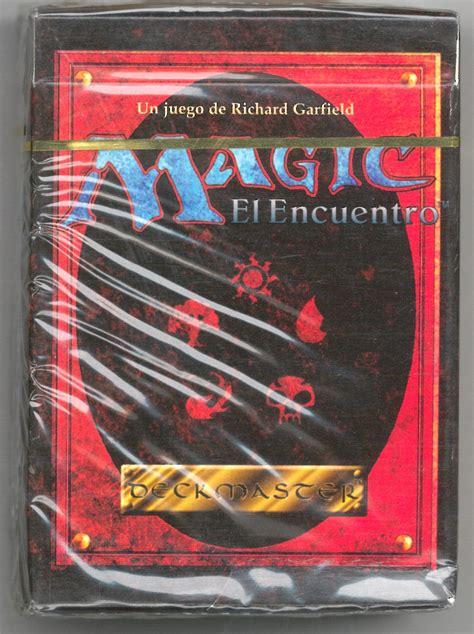 magic starter decks magic the gathering 4th edition starter deck