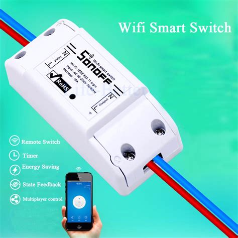 Saklar Remote jual saklar remote wifi via android ios smart home and