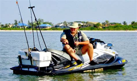 Jetski Fishing Rack For Sale by 2015 Pwc Gift Guide Personal Watercraft