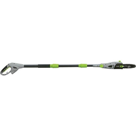 earthwise 8 in 6 5 electric pole saw ps43008 the