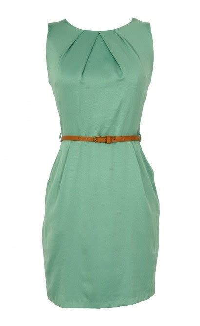 Classic Belted Sheath classic belted sheath dress in boutique
