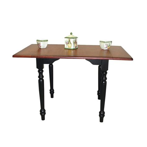 sunset trading small drop leaf extension table atg stores
