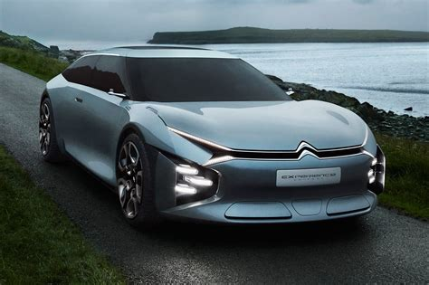 citroen concept cars just build it citroen unveils cxperience concept car