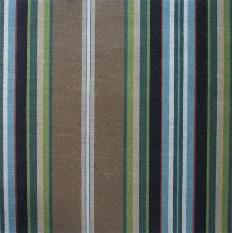 tan striped shower curtain carlton stripe walnut brown multi 84 inch long cotton