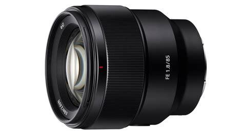 Sony Lens Fe 85mm F 1 8 sony announces fe 100mm f 2 8 gm and fe 85mm f 1 8 lenses