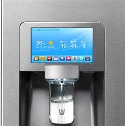 Electrolux French Door Fridge - samsung rf4289hars 28 0 cu ft 4 door french door smart refrigerator with spill proof glass