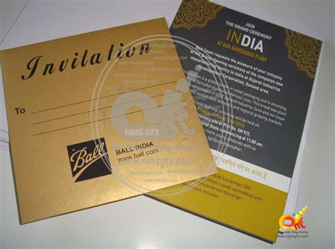 Wedding Invitation Card Printing Cost by Invitations Wedding Card Printing Rimsgfx Advertising