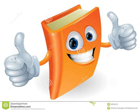 thumbs up for thumbs out books thumbs up book character stock photos image