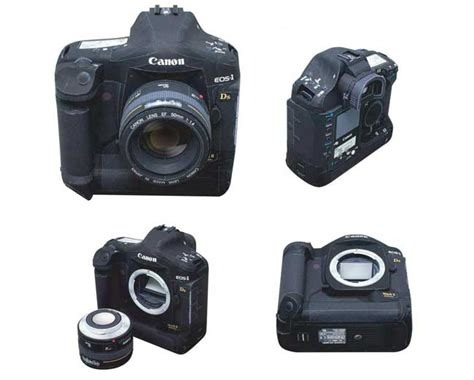 Papercraft Canon - size canon eos 1ds ii digital slr free