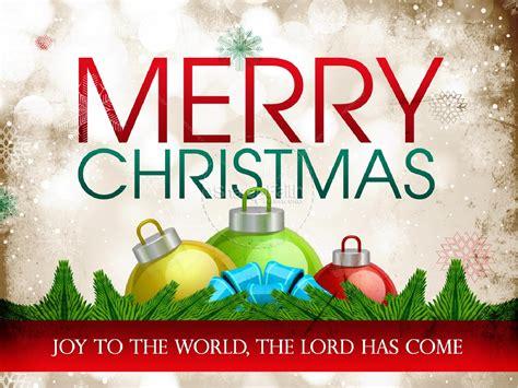 merry christmas church powerpoint template christmas