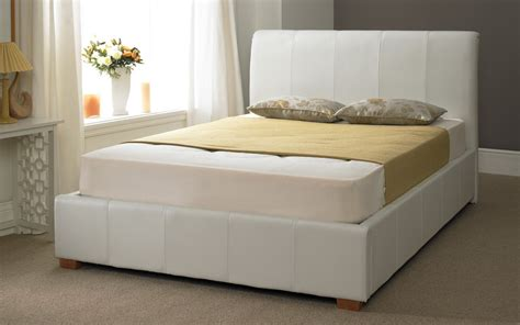 ottoman bed uk woburn faux leather ottoman bed mattress online