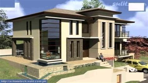 house design modern zen zen type house design philippines youtube