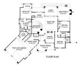Basement Floor Plans 2000 Sq Ft by House Plan 65867 At Familyhomeplans Com