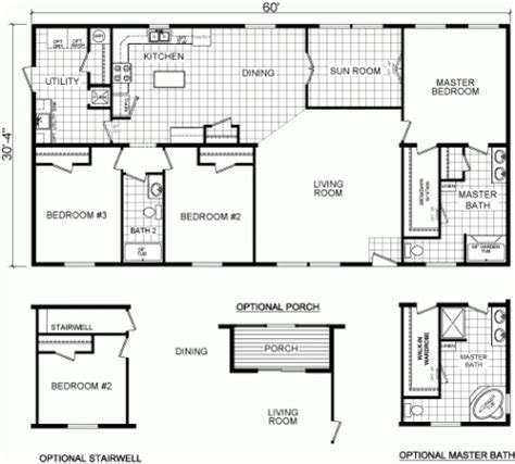 large modular home floor plans new home plans design