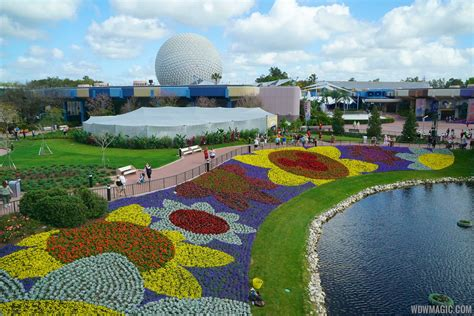 2015 Epcot International Flower And Garden Festival Epcot Flower And Garden