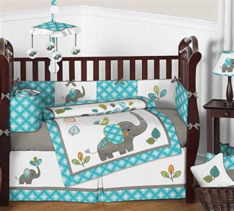 baby elephant bedding sweet jojo designs mod elephant baby bedding collection