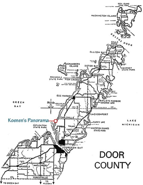 Door County Wisconsin by Door County Wi Favorite Places Spaces