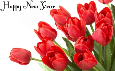 flower hd images with happy new year happy new year images with flowers happy holidays