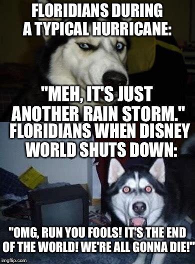 Florida Rain Meme - floridians imgflip