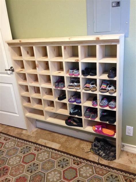 picture of shoe shelf with cubbies 25 best ideas about shoe cubby on diy shoe