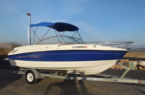 bayliner cuddy cabin for sale 2006 used bayliner 212212 cuddy cabin boat for sale