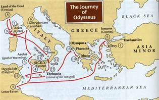 Land Of The Lotus Eaters Location Odysseus S Journey Thinglink