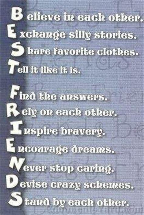 best friend acrostic poem best friend acrostic poems best friend quotes