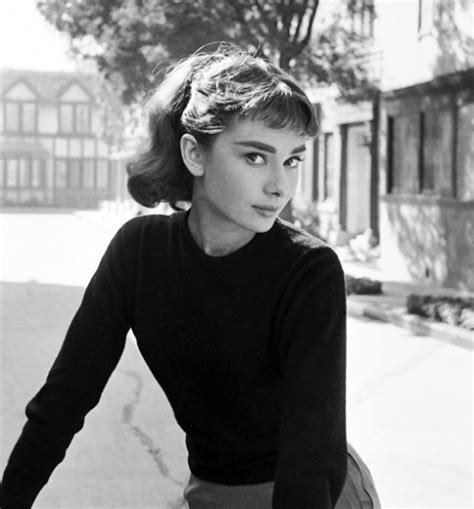 10 Fall Basics For Easy Audrey Hepburn Style   Babble