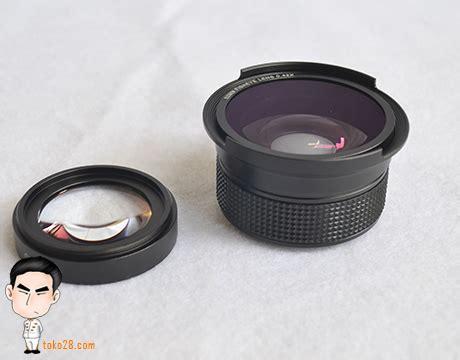 Lensa Nikon Untuk Landscape lensa converter fisheye dan macro nikon 0 42x