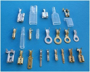 motorcycle terminals connectors  wiring accessories
