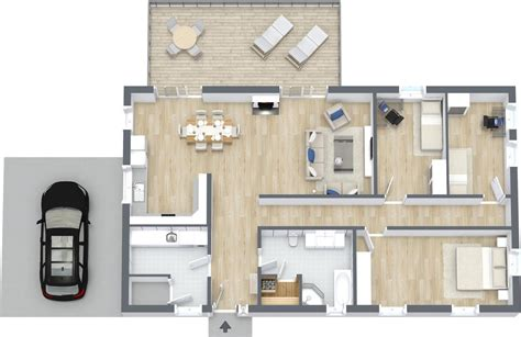 ideen begehbarer kleiderschrank 1300 3d floor plans customize your floor plans roomsketcher