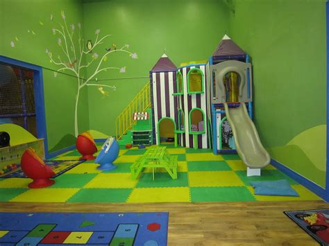 playroom ideas for the comfortable and safe playtime for kid