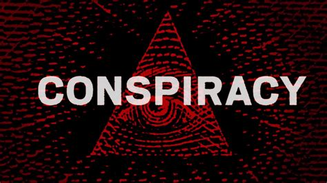 In The Conspiracy three conspiracy theories that turned out to be real
