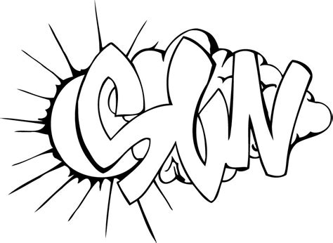 Coloring Pages Of Graffiti Graffiti Coloring Pages Coloringpagesabc Com by Coloring Pages Of Graffiti