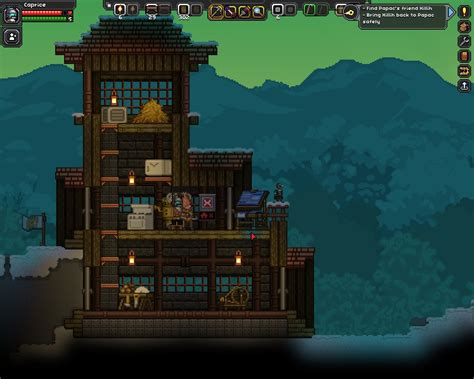 starbound houses why don t tenants like my house starbound