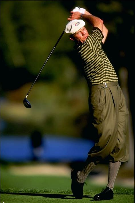Golfing In Style by Payne Stewart Entertainment And Sports