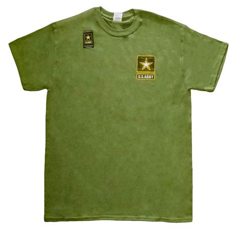 Green Vintage Shirt United States Army Vintage Green T Shirt Us Army T