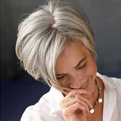grey hair over 50 pdf 20 stylish hairstyles for women over 50 short sassy