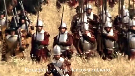 los ltimos espaoles de 8466655883 himno de los tercios viejos espa 241 oles flandes subtitulado youtube